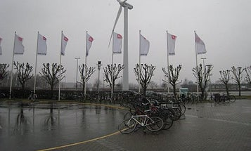 Dispatch from Copenhagen: Is the Financial Crisis Saving the Planet?