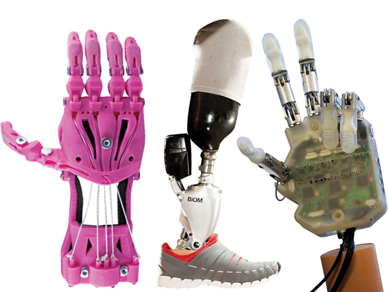 Infographic: the bionics revolution has begun