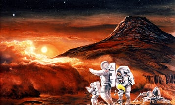 Should We Search For Life On Mars Before Sending Astronauts?