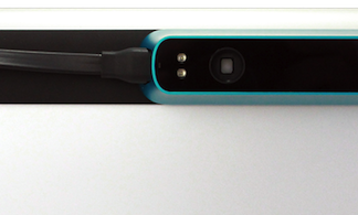 A 3-D-Scanning Depth Sensor You Can Clip To An iPad