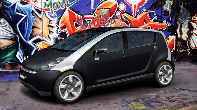 THiNK Electric Car Maker Again Sets Sights on the US