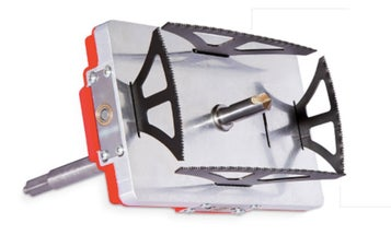 The Quadsaw Is A Tool That Makes Square-shaped Holes