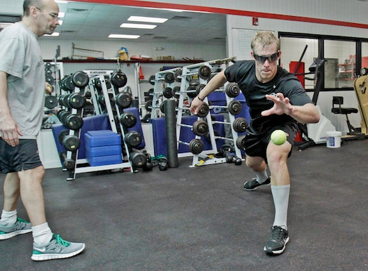 Strobe Glasses Give Hockey Players A Performance Boost