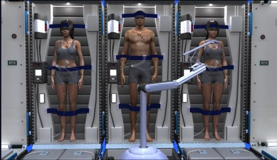 NASA Invests In Suspended Animation, Growable Space Habitats, And More