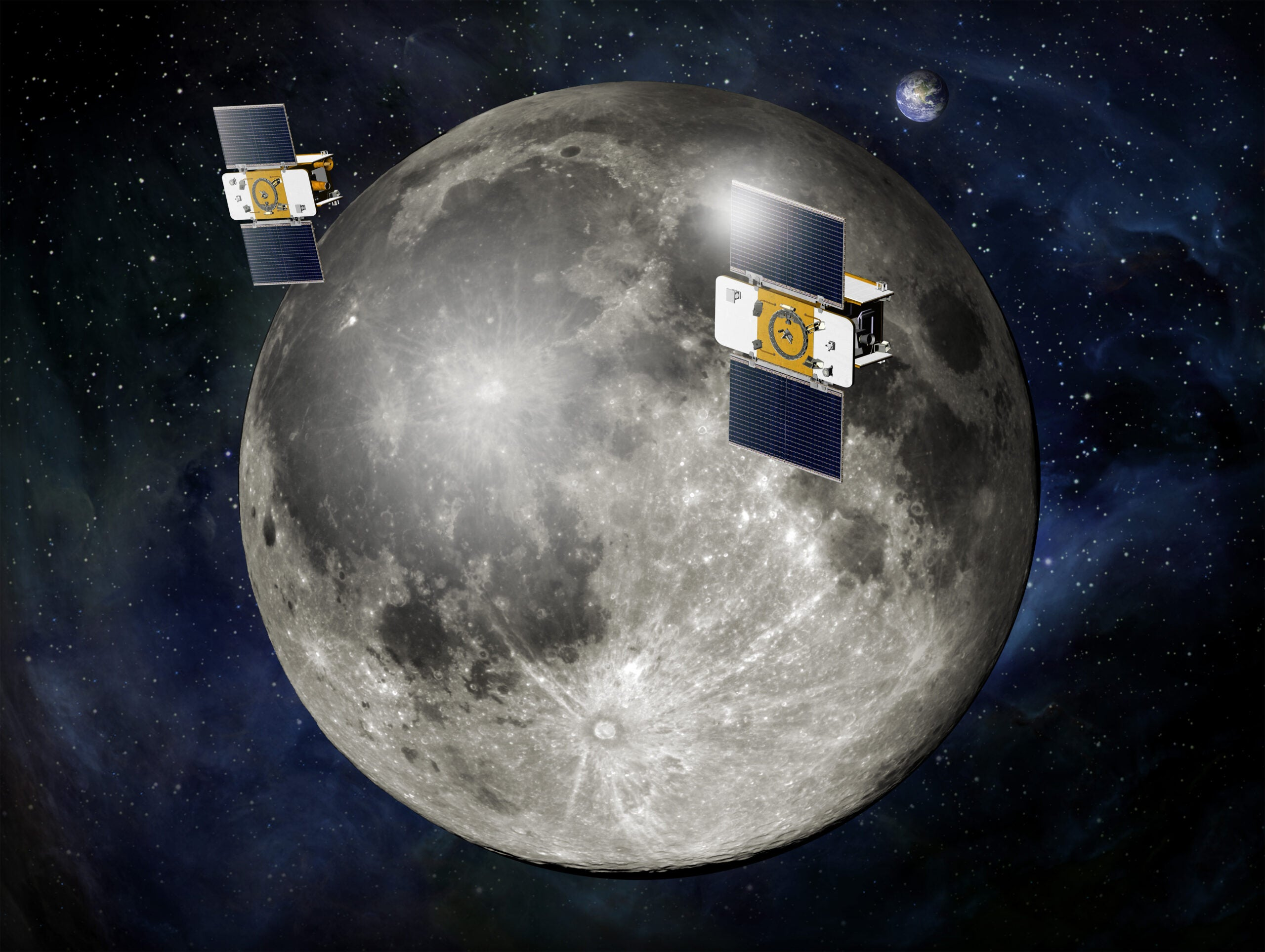 NASA Heads Back to the Moon, to Uncover Its Origins and to Inspire A New Generation