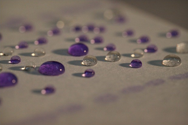 Nanoparticle Coating Makes Paper Magnetic, Waterproof, and Antibacterial