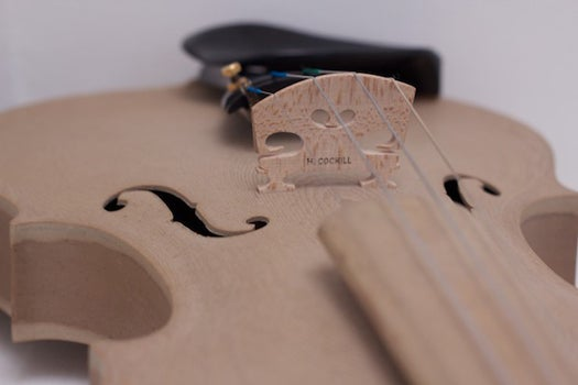 Today in 3-D Printing: Musical Instruments and Instruments of War