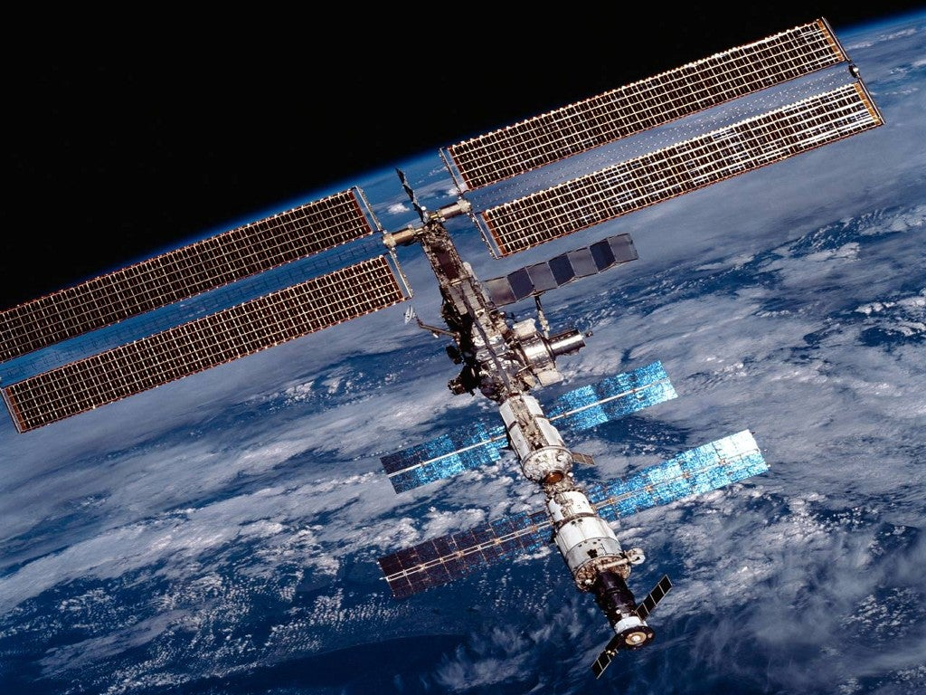 Again, Space Station Has to Be Moved Out of The Way of Space Junk