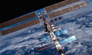 The International Space Station is crawling with bacteria and some may be harmful
