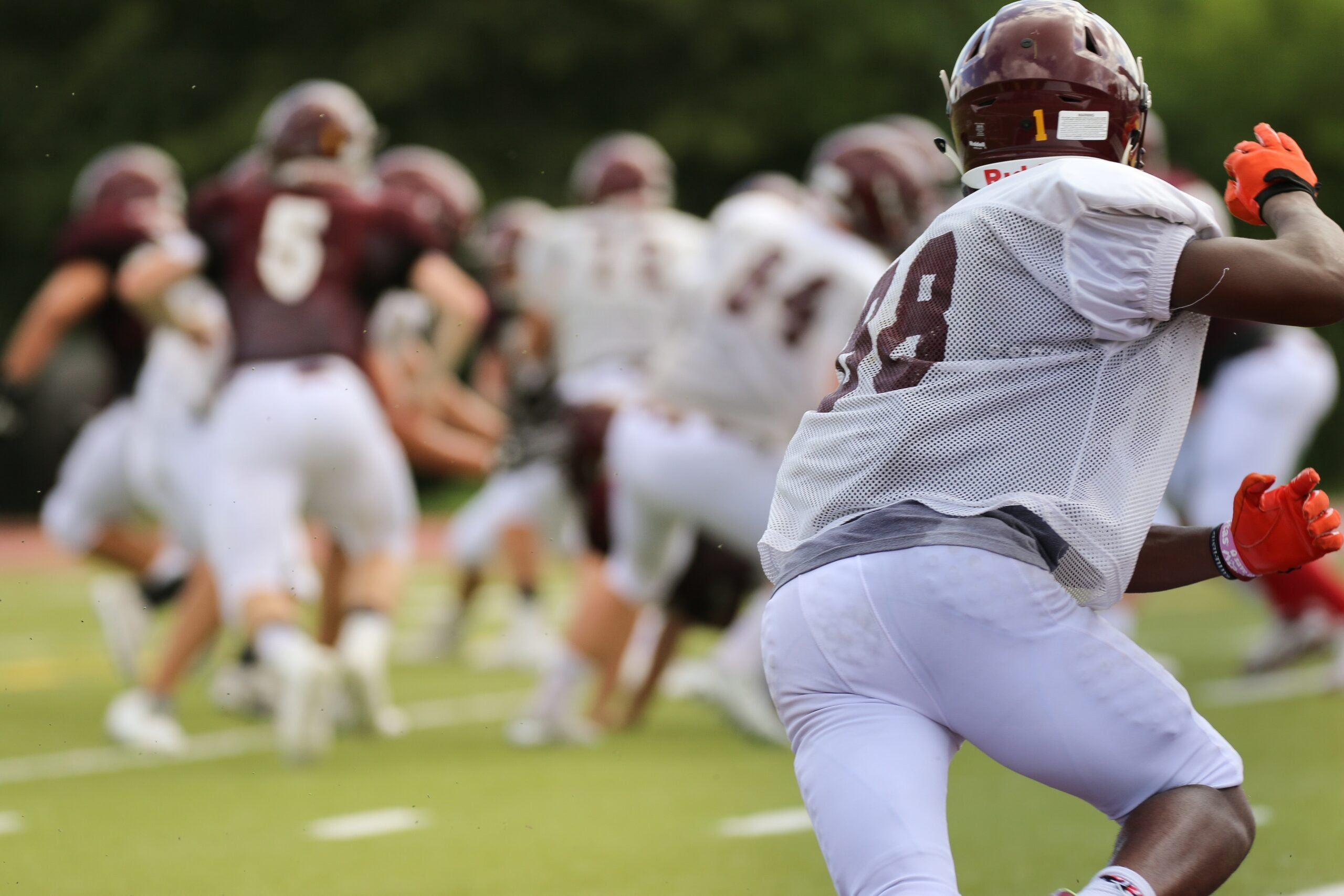 Football helmets don't prevent concussions. What can?