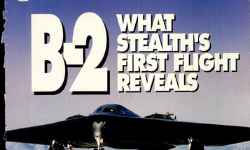 Throwback Thursday: Digital Dogs, The B-2 Stealth Bomber, And Innovations Against Climate Change