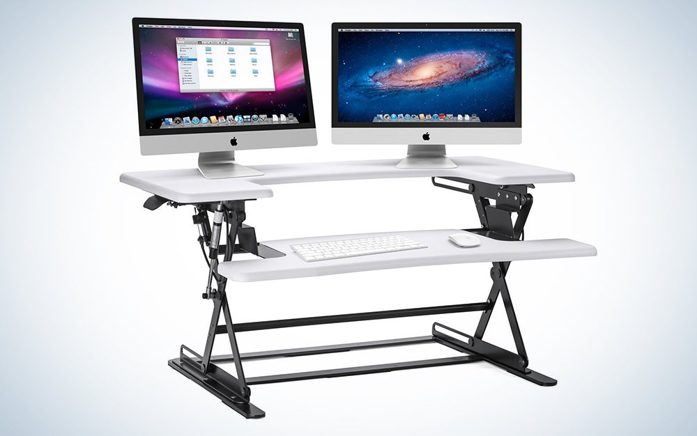 A standing desk for 70 percent off? I'd buy it.