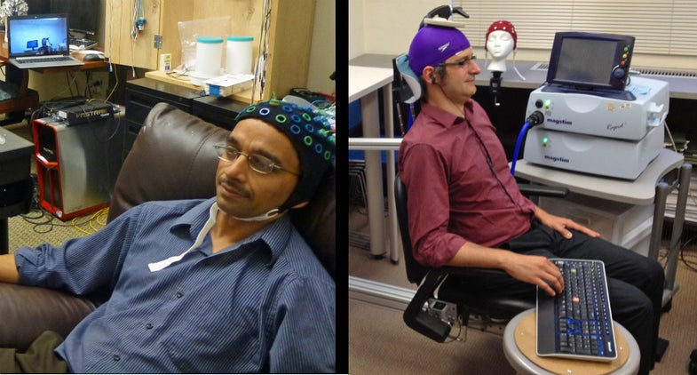 Watch A Professor Control Another Professor's Mind From Across Campus