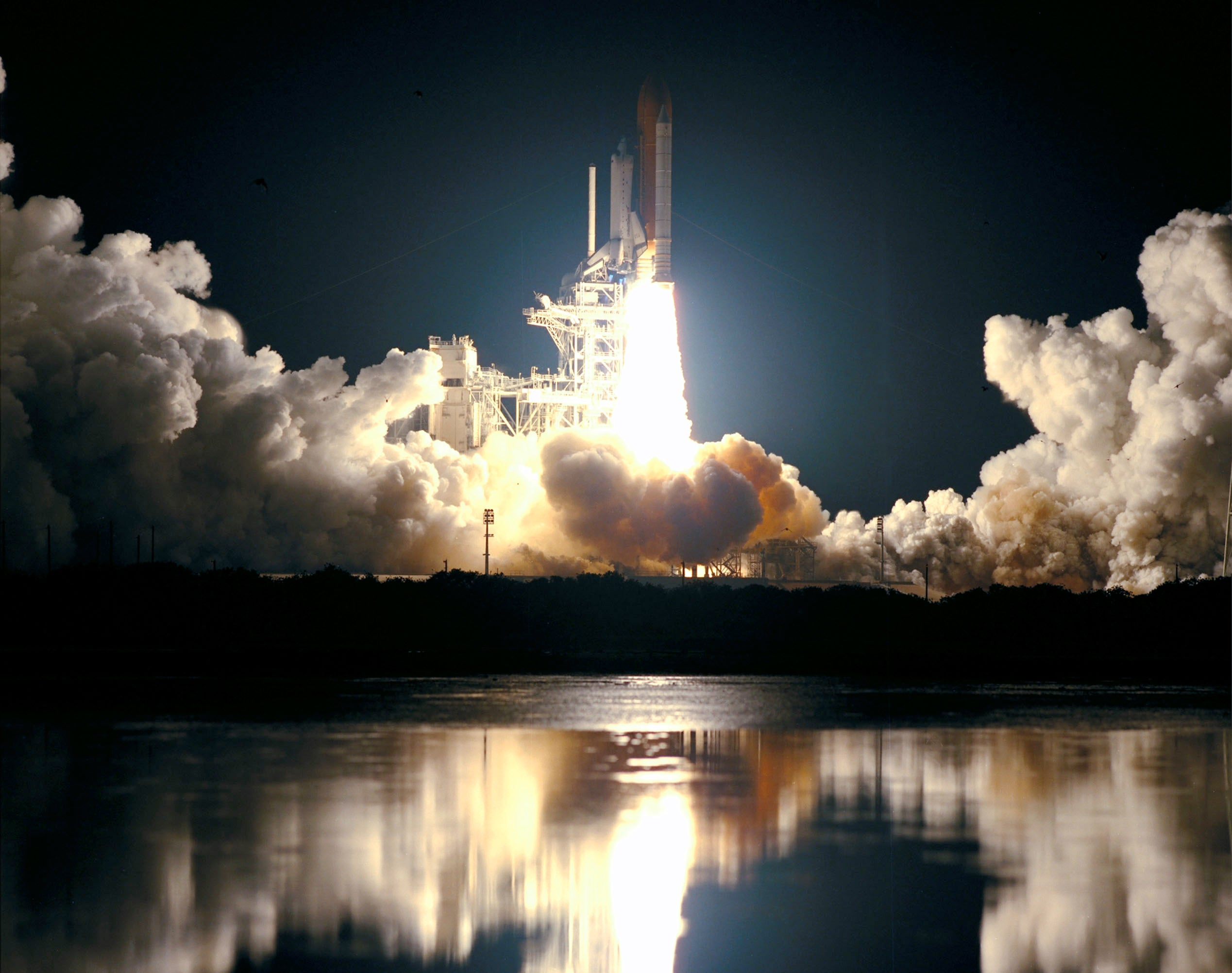 The Space Shuttle Era's Best Images