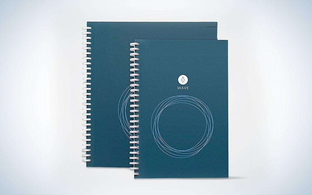 Everlast Rocket notebooks