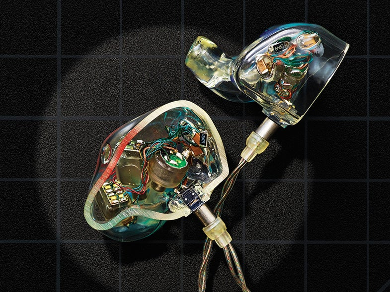 An inside look at a $2,200 pair of custom headphones