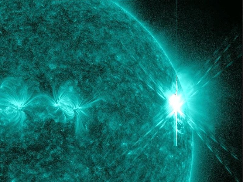Strange, Unexplained Solar Influence Over Earth's Radioactive Material Could Herald Solar Flares