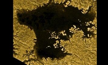 Titan Has A Lake Full Of Methane