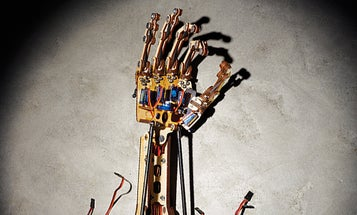 2013 Invention Awards: Robotic Performer