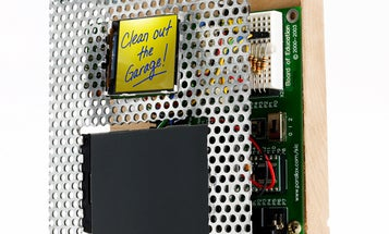 Build It: The Electronic Post-It Note