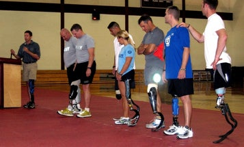 DARPA Seeks Prosthetics Directly Controllable Through Brain Implants