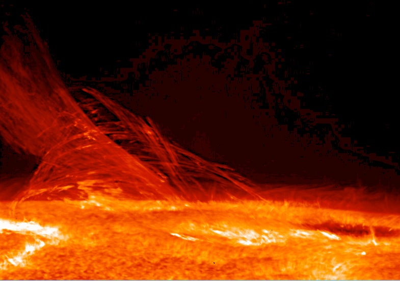 Massive Solar Storms of the Future Could Reap Katrina-Scale Devastation