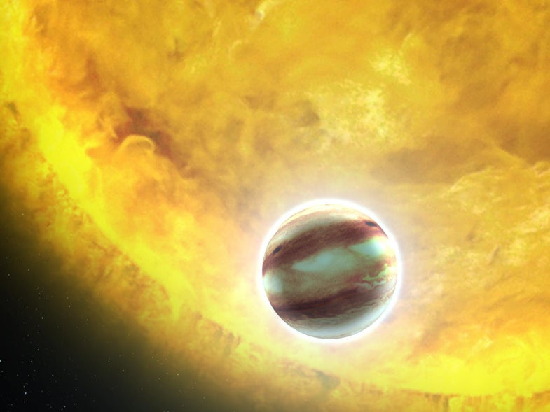 Spot Exoplanets With Your Home Telescope, Using Free NASA Software