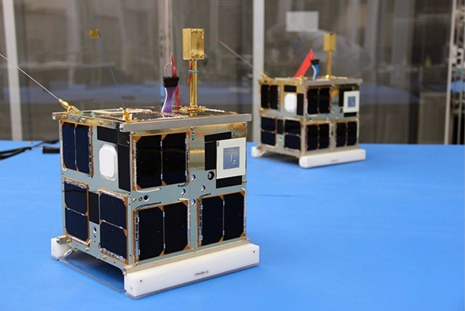 Canadian Nanosatellites Command Each Other In Space