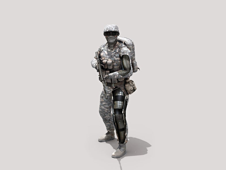 The Future Of War: Soldier Enhancements