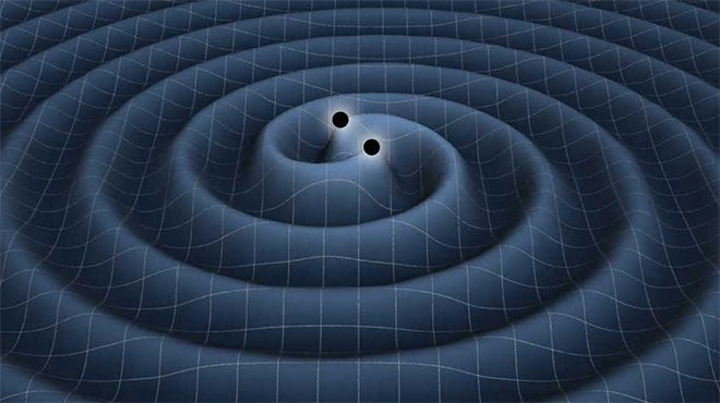 The detection of ripples in the fabric of spacetime just won a Nobel Prize