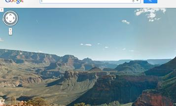 Roam The Grand Canyon Virtually With Google Maps