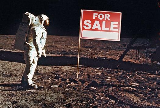 FYI: Can I Buy The Moon?