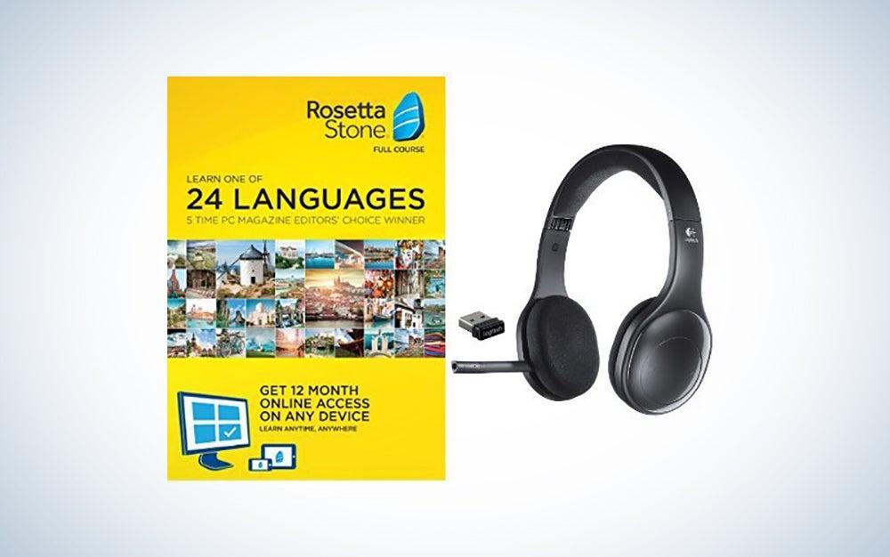 Rosetta Stone subscription