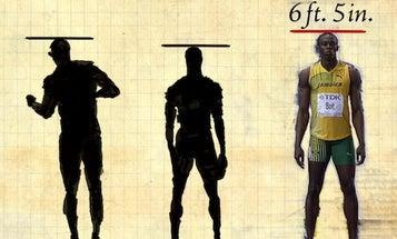 Video: The Superhuman Biomechanics Behind Usain Bolt