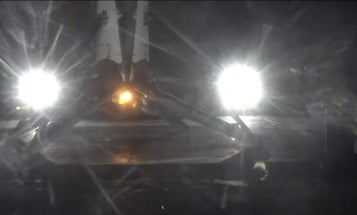 SpaceX's Falcon 9 Lands On Drone Ship–Again