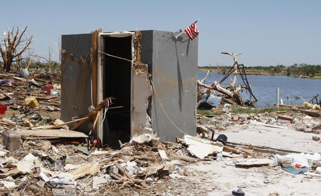 Can You Tornado-Proof A Home?