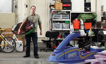 2011 Invention Awards: A Portable Motorized Body Board