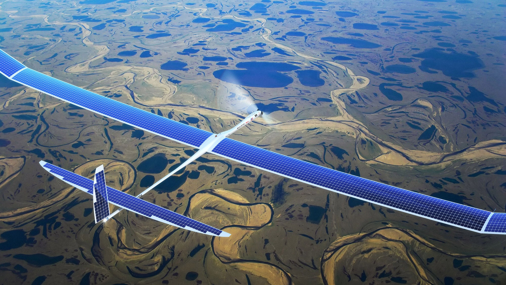 Google's High-Flying Internet Drone Crashed In New Mexico Weeks Ago