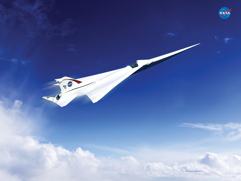 Quiet Supersonic Transport X-Plane Design
