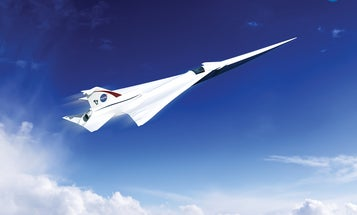 NASA Wants A Supersonic X-Plane Without The Boom