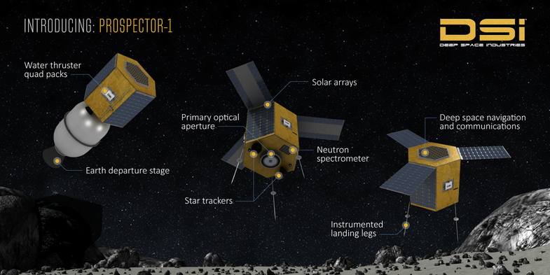 Space Mining Company Will Launch An Asteroid-Surveying Spacecraft By 2020
