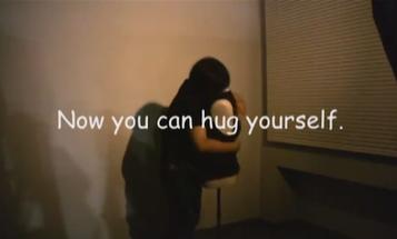 Video: Japanese Robot Torso Hugs You Back
