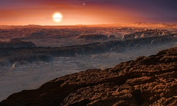 Squishy Robots, T-Rex Skulls, Neighboring Worlds, And More Images Of The Week