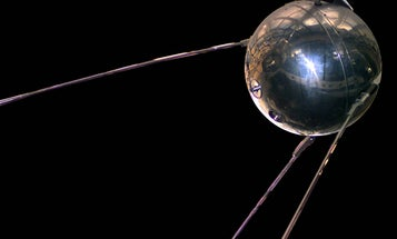 60 years ago, Sputnik shocked the world and started the space race