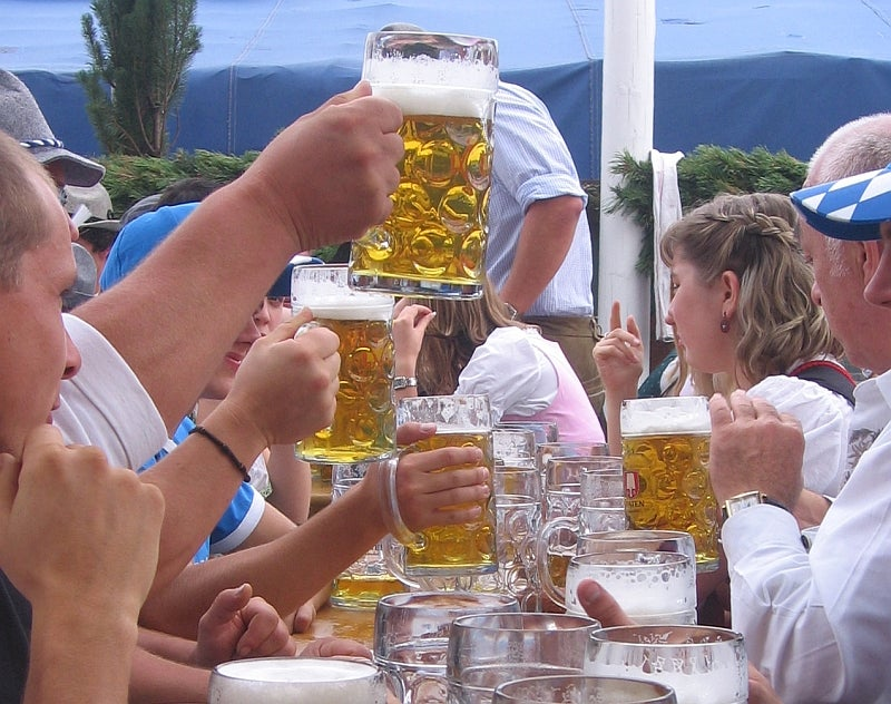 Munich Deploys Custom Bacteria at Oktoberfest to Devour Ubiquitous Stink of Stale Beer