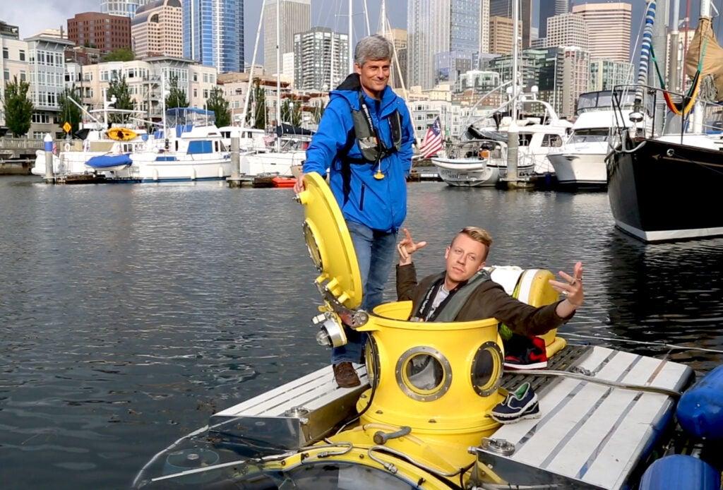 macklemore and stockton rush in antipodes submersible