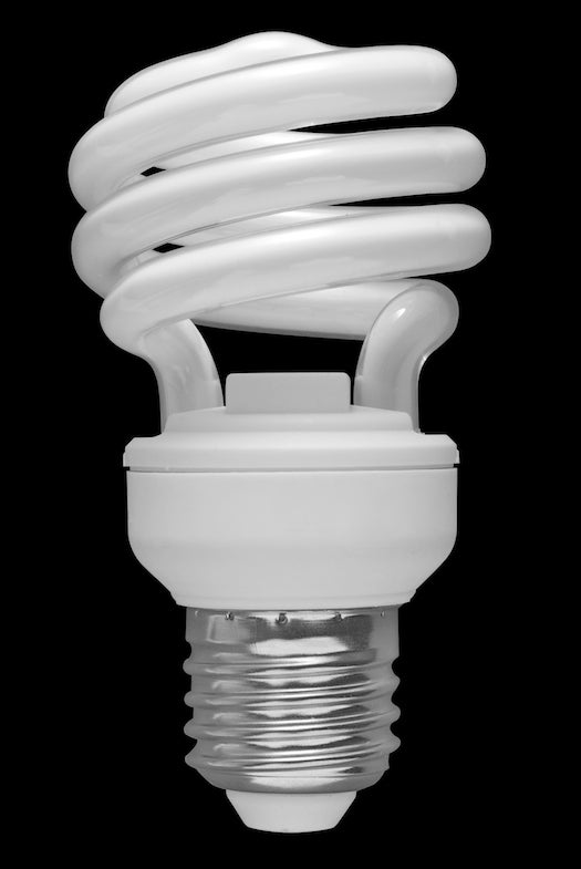 Compact Fluorescent Bulbs Could Cause Ultraviolet Damage to Skin
