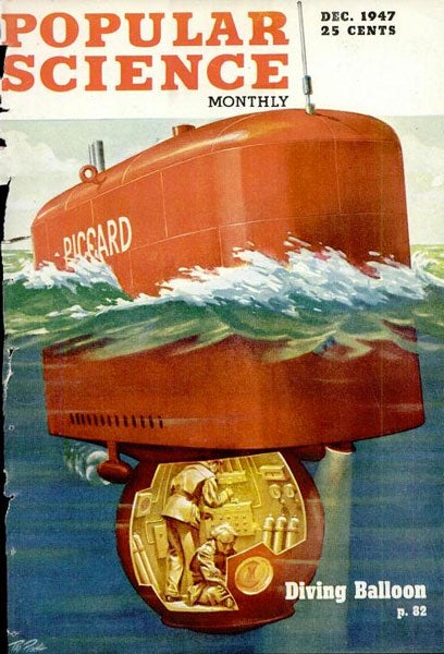 Archive Gallery: Going Deep With Vintage Submersibles