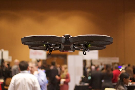 Video: Parrot's New AR.Drone 2.0 Can Record HD Video