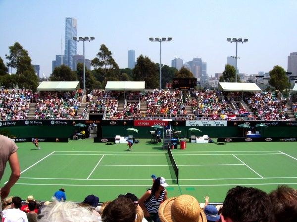 Heat Shuts Down Australian Open, Causes Hallucinations